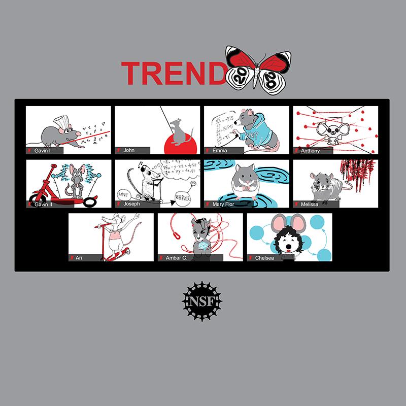 TREND 2020 T-shirt